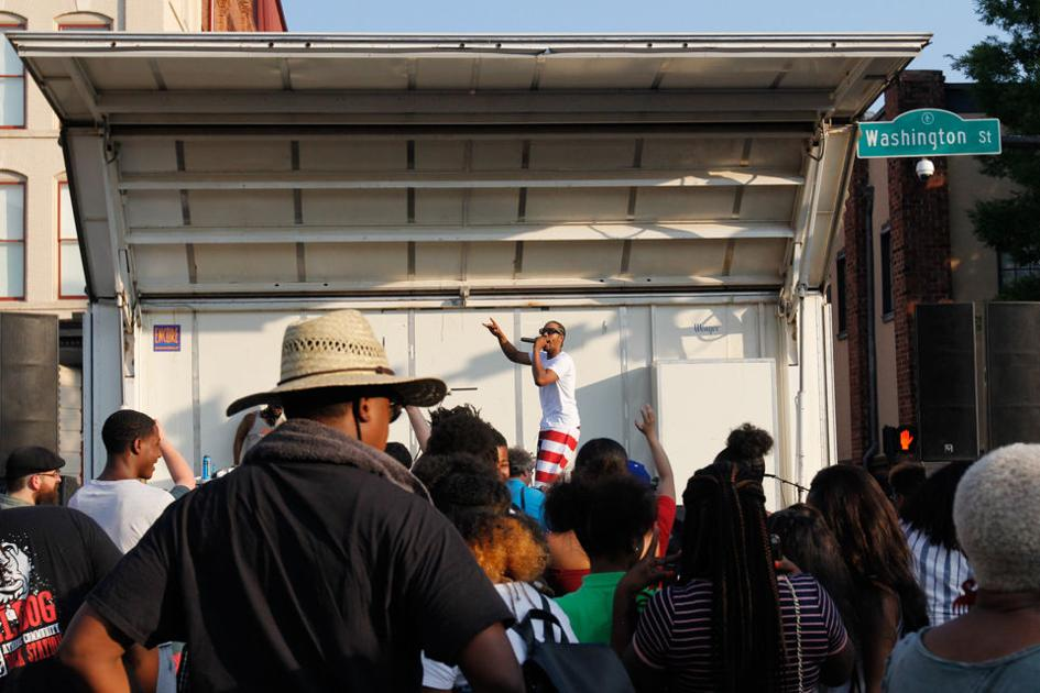 Hot Corner Mural project artist announced: Elio Mercado, Miami-based street artist and activist