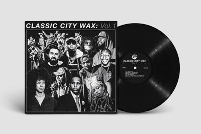 Classic City Wax Vol. 1