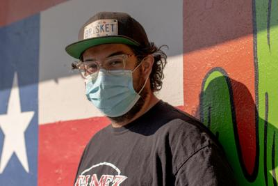 Alejandro Tamez portrait