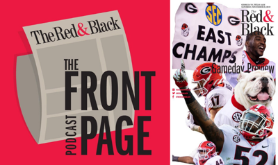 the front page - sec championship