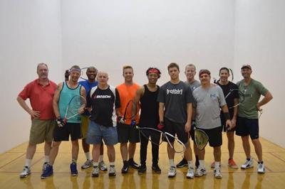 Club racquetball team