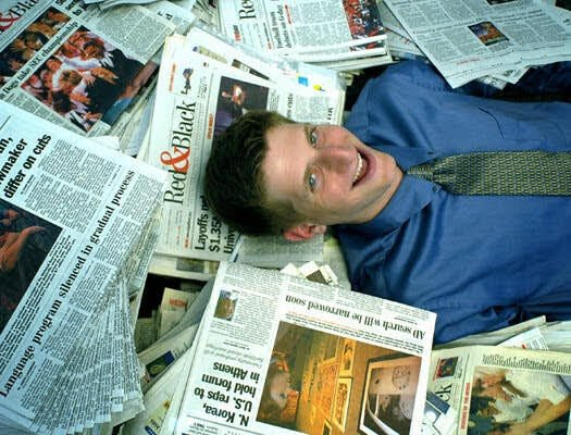 Newspaper Greg Bluestein