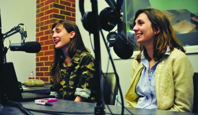 BEHIND THE SCENES: Cats take to airwaves on Univ. radio