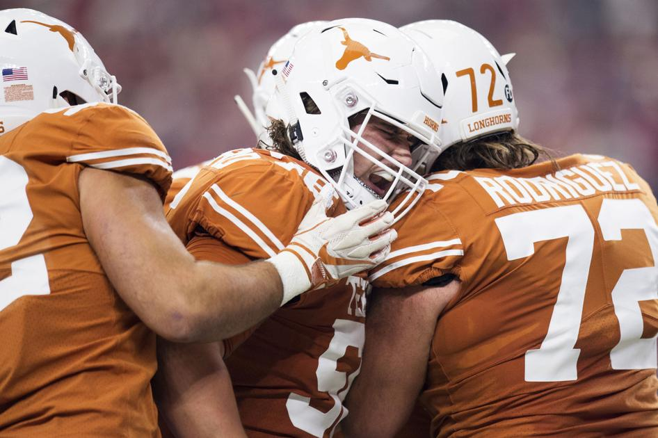 A look at the Longhorns: Examining Texas' offensive line