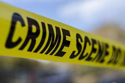 Police Tape Crime Tape (copy)
