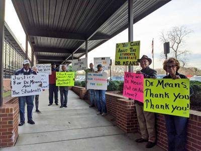 Protestors_CCSD_Jan9