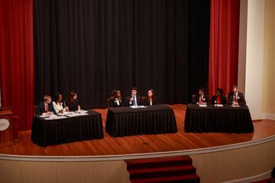 SGA Debate 1