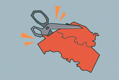Dire consequences of gerrymandering in Athens