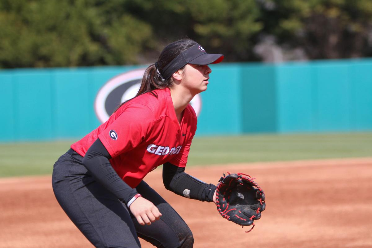 Georgia softball deals with academics while traveling across the