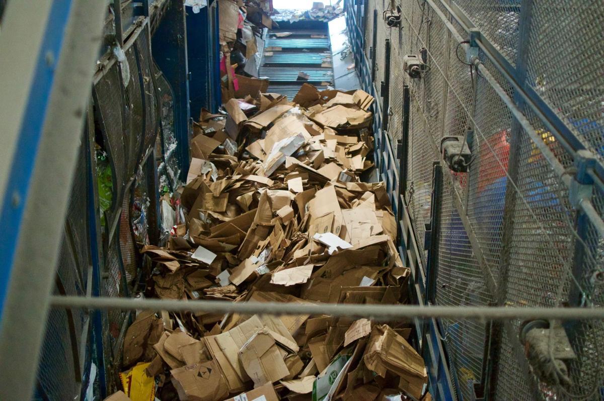 ACC recycling cardboard