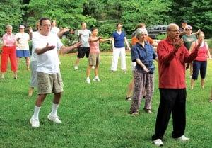 Tai Chi classes provide various health benefits
