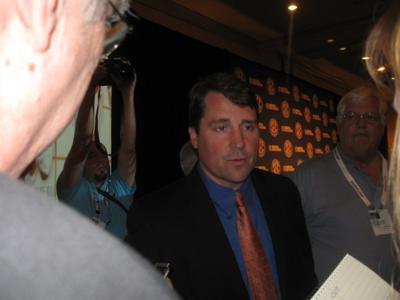 SEC MEDIA DAYS: Florida's Will Muschamp preaching ...