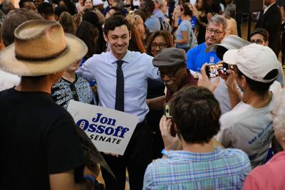 ossoff courtesy