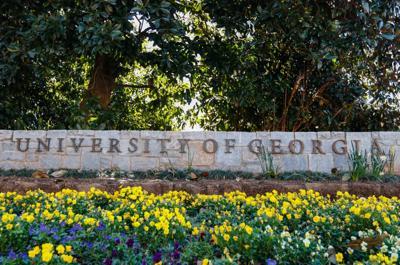 UGA sign outside (copy)