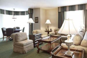 Accommodations - Presidential Suite