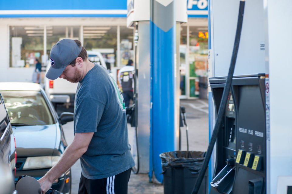 Thanks to Harvey, gas prices jump in area