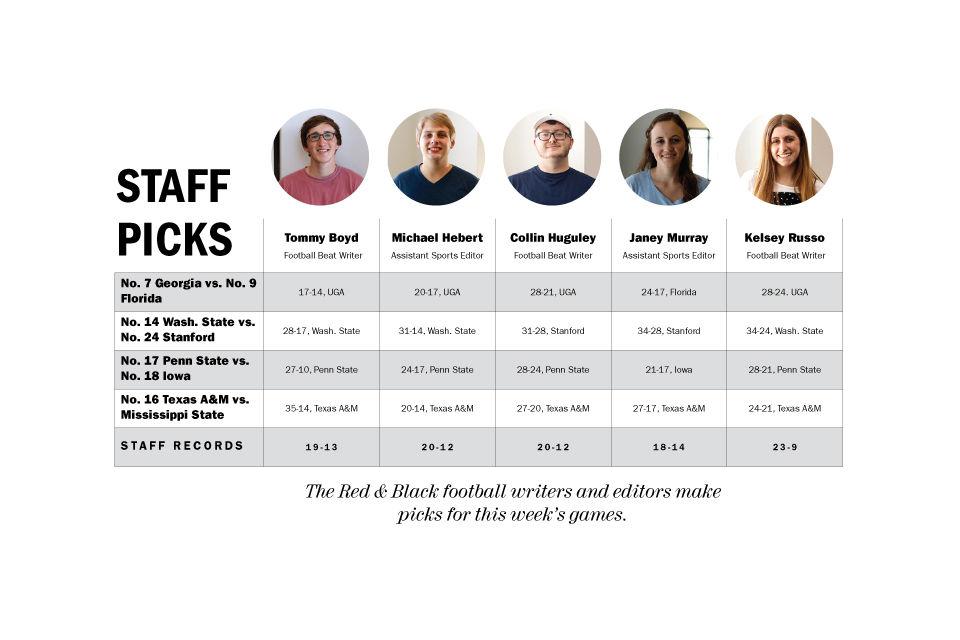 staff picks Oct. 25