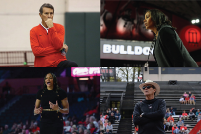 UGA's history of minority head coaches