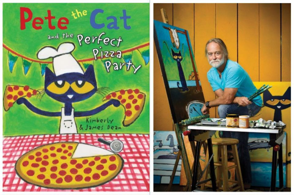 James Dean: PETE THE CAT AND THE PERFECT PIZZA PARTY