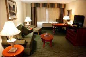 Accommodations - Executive Room