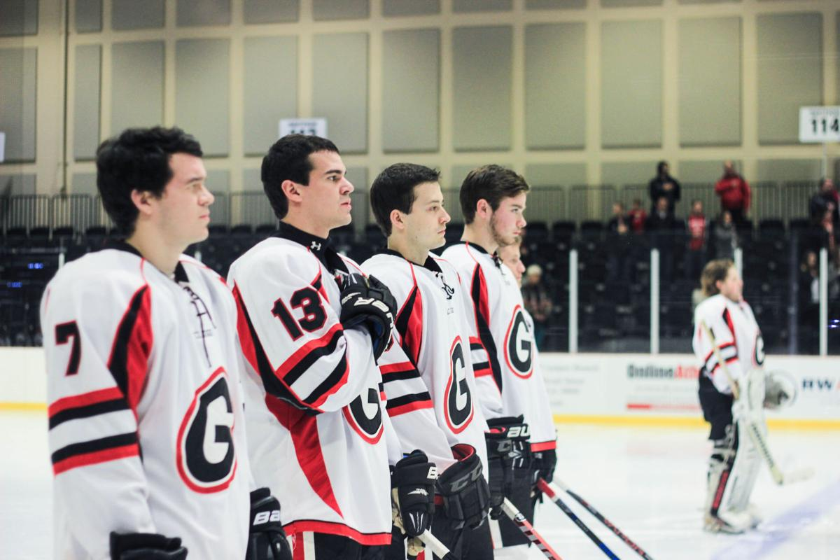 Cooling Off With The Ice Dawgs Sports Redandblack Com