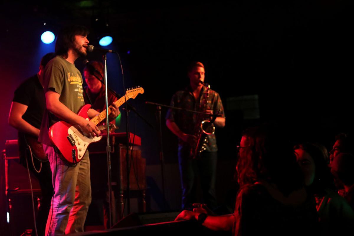 Underground Springhouse's groovy jam tunes match carefree