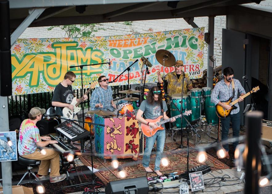 Sounds from the Allman Brothers Band meet the Grateful Dead in cover band The Grateful Brothers
