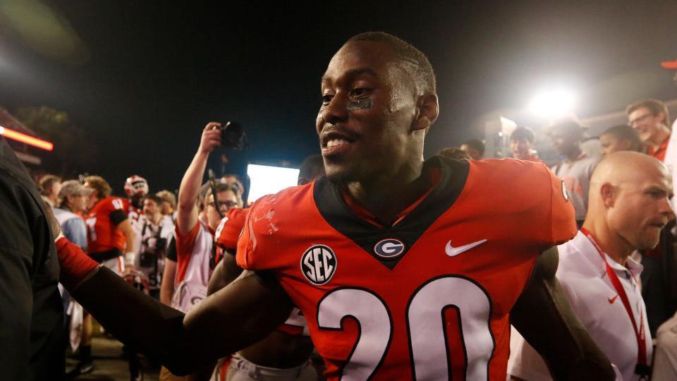 J.R. Reed endures injury, transfer in journey to Georgia
