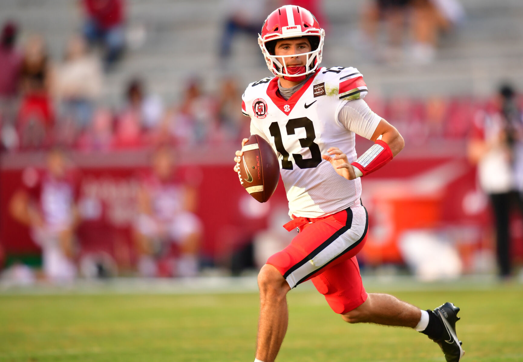 Georgia Football Report Card Grading Bulldogs Position Groups After Win Against Arkansas Sports Redandblack com