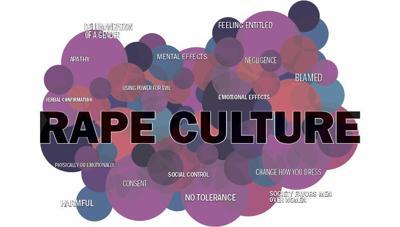 Rape Culture Graphic