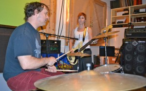 Glam band goes serious: 'we're rocking too hard these days'