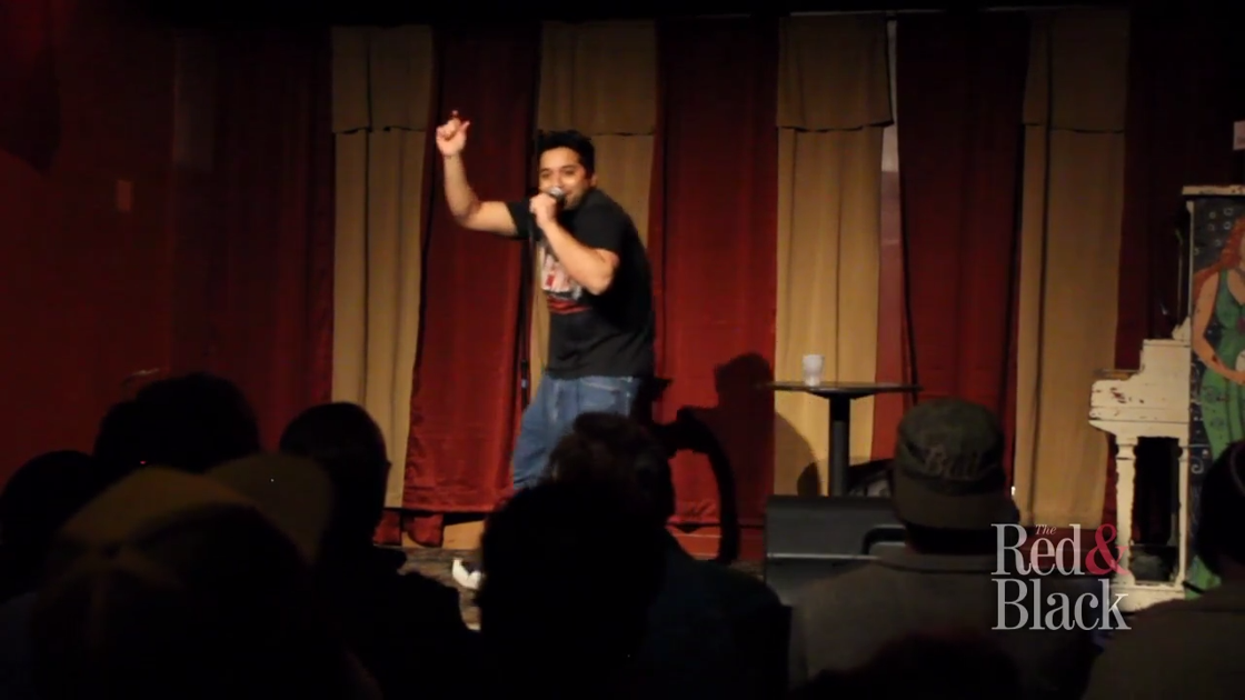 VIDEO: Comedy in Athens has grown beyond stand up acts