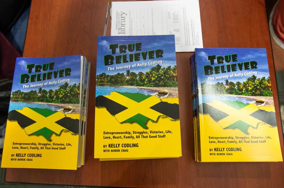 True Believer book cover