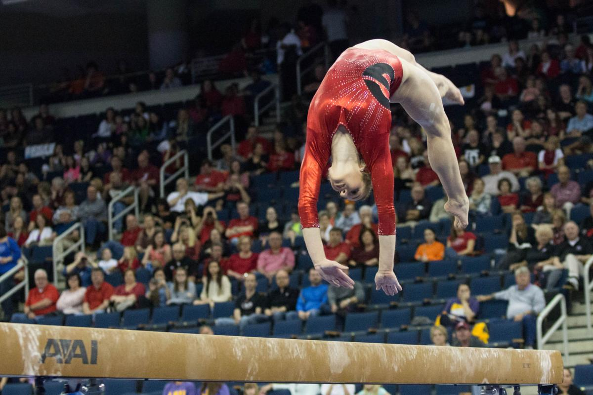 Column Dismissal Of Gymnasts Not The Right Solution