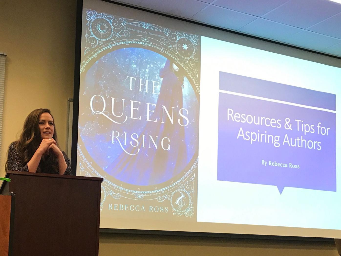 Rebecca Ross UGA seminar