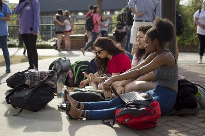 UGA Dawg Tag Day falls short for students, SGA hopes event will grow