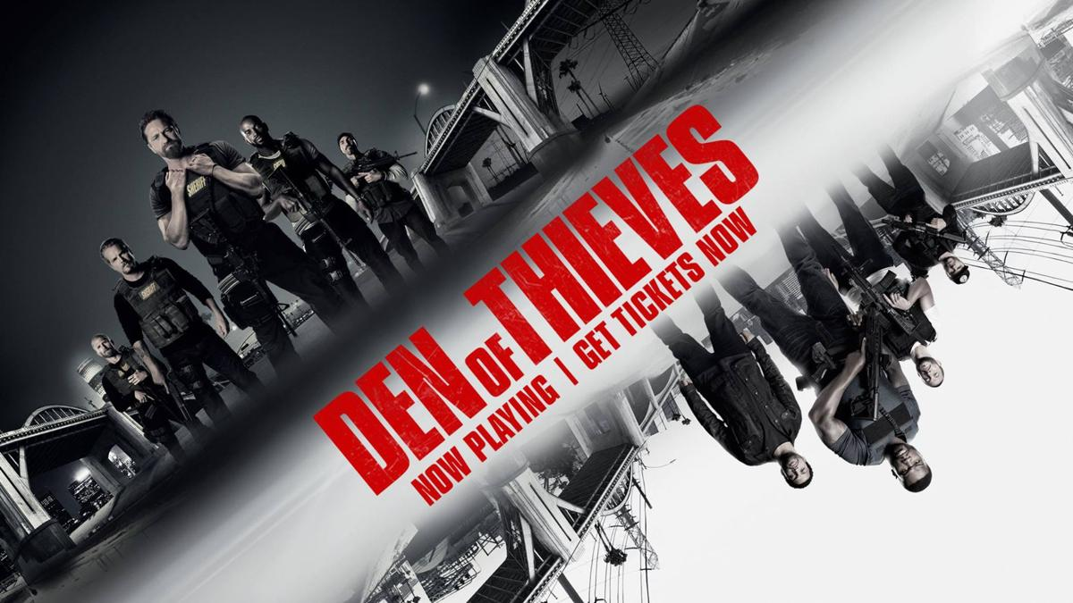 Movie Review: 'Den of Thieves' is drawn out and generic | Culture ...