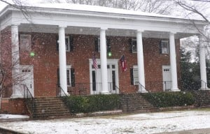 Fraternity suspended