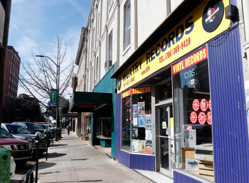 Two Athens Record Stores To Visit On Record Store Day