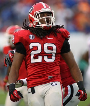 Jarvis Jones signs rookie contract with Steelers | Georgia Sports ...
