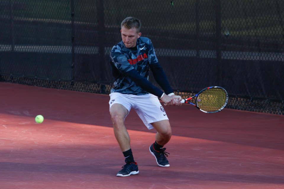 Georgia men's tennis shuts out LSU for road SEC win ...