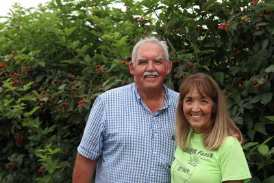 John and Donna Washington