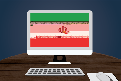 Iran internet outage