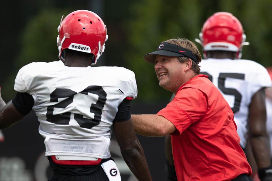 Georgia adds wide receiver Adonai Mitchell to 2021 recruiting class