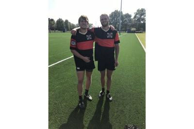 Larsen brother - rugby