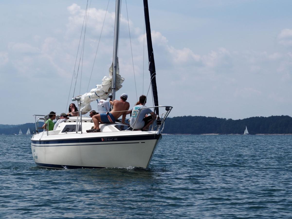 Georgia club sailing