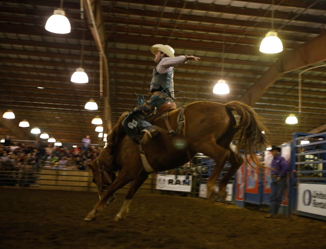 Student Run Rodeo Comes To Athens For 43rd Year Uganews