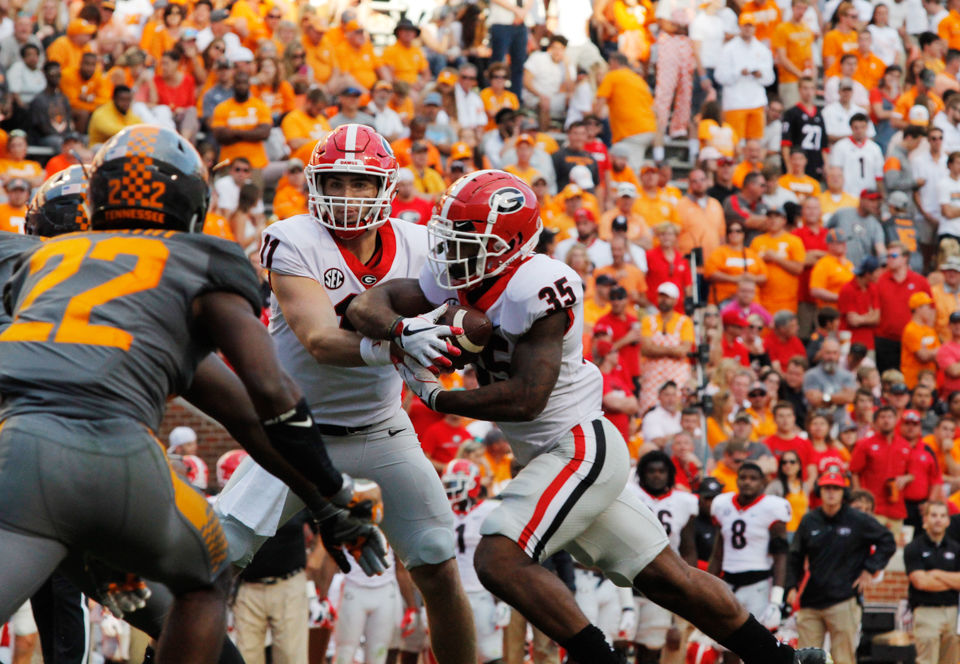 Jake Fromm continues to lead the way — Georgia practice report""