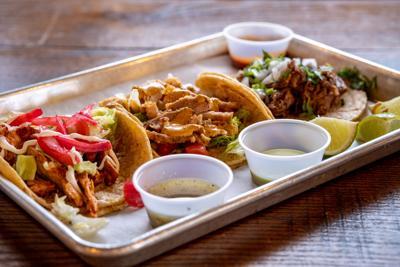 Tacos from el Barrio