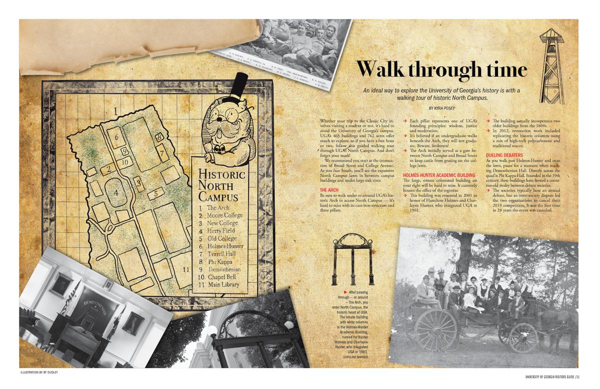 Walking Tour Feature